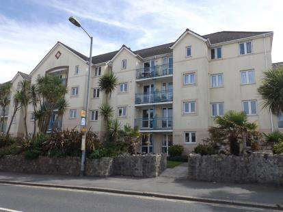1 Bedroom Retirement Property for sale in Mount Wise, Newquay, Cornwall
