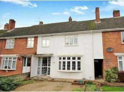 4 Bedrooms Terraced House for sale in Romney Avenue, Lockleaze, Bristol