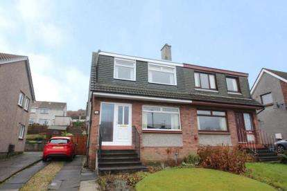 3 Bedrooms Semi Detached House for sale in Rowanlea Avenue, Paisley, Renfrewshire