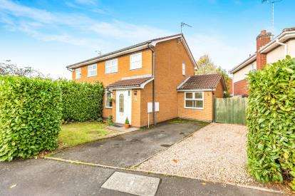3 Bedrooms Semi Detached House for sale in Barley Crescent, Long Meadow, Worcester, Worcestershire