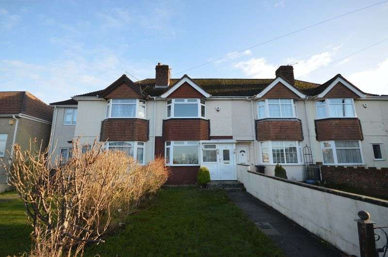 3 Bedrooms Terraced House for sale in Headley Park Road, Bristol