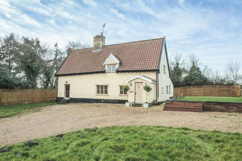3 Bedrooms Cottage House for sale in South Lopham, Diss
