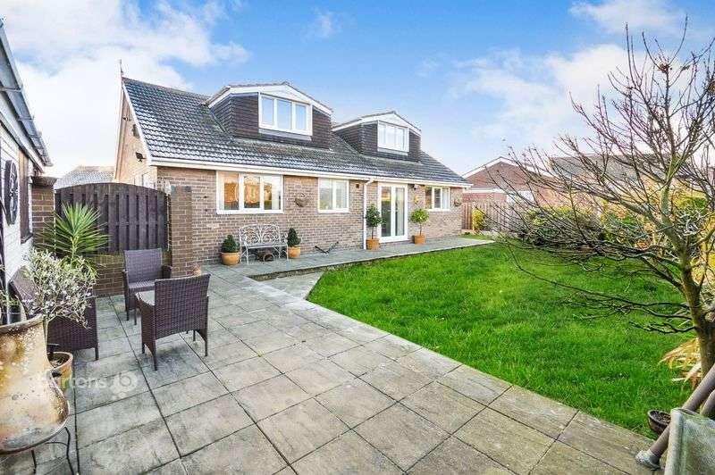 4 Bedrooms Detached House for sale in Bevan Crescent, Maltby