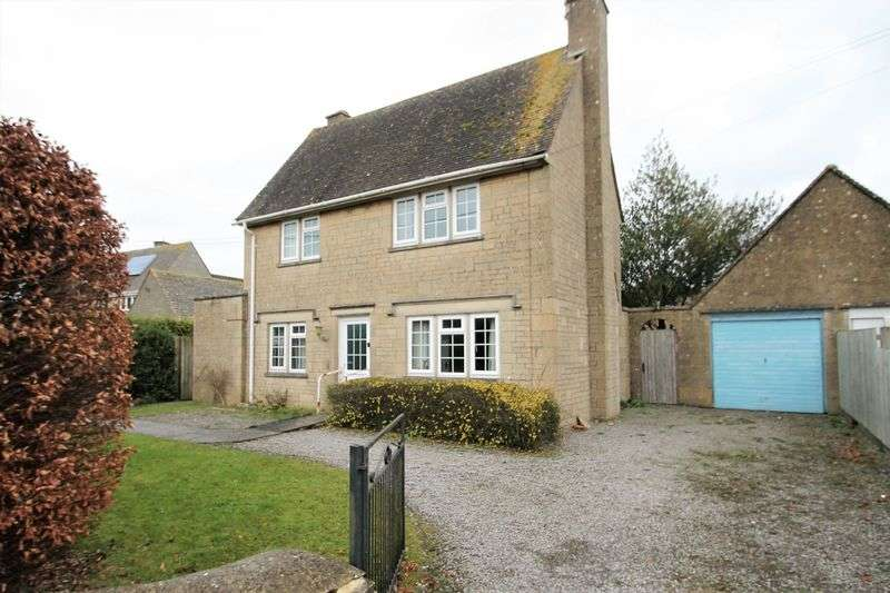 2 Bedrooms Detached House for sale in London Road, Poulton, Gloucestershire.