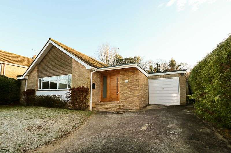 3 Bedrooms Detached Bungalow for sale in Langholm Road, Langton Green, Tunbridge Wells