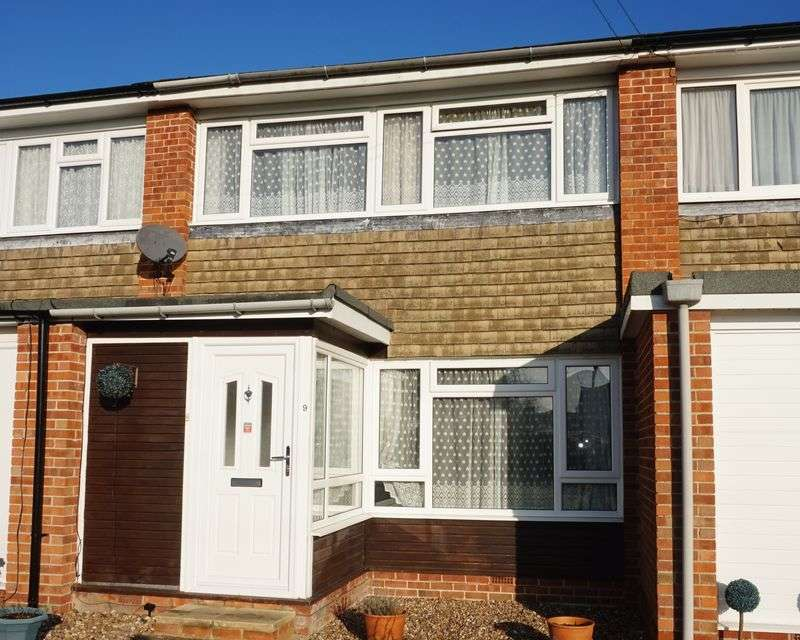 2 Bedrooms Terraced House for sale in Coombe Court, Thatcham