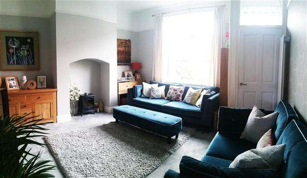 3 Bedrooms End Of Terrace House for sale in Derwent Street, Leigh