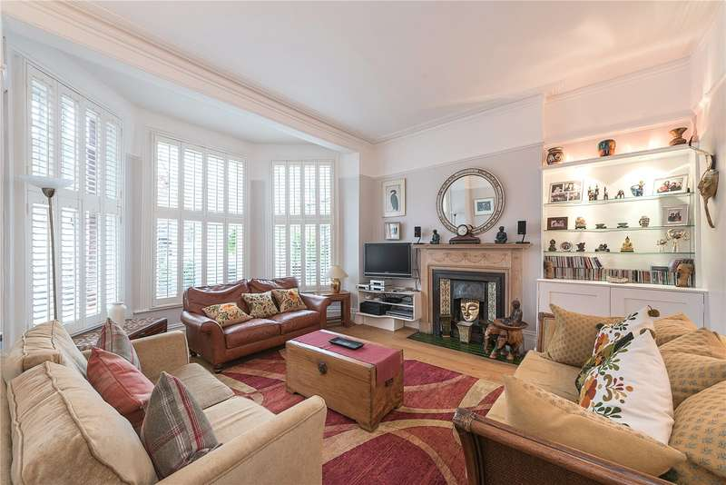 3 Bedrooms Flat for sale in Hillfield Park, Muswell Hill, London, N10