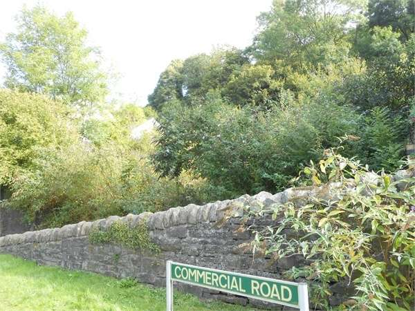 Land Commercial for sale in Commercial Road, Abercarn, NEWPORT