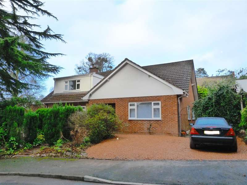 5 Bedrooms Detached House for sale in Judges Close, Hereford, HR1
