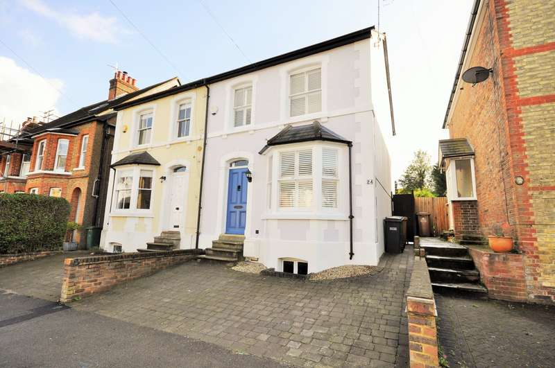 5 Bedrooms House for sale in St Mary's Road, Reigate
