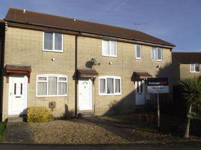 2 Bedrooms Terraced House for sale in Worle, Weston Super Mare, North Somerset