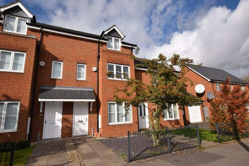 4 Bedrooms Town House for sale in Woodcock Lane North, Acocks Green
