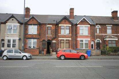 3 Bedrooms Terraced House for sale in London Road, Alvaston, Derby, Derbyshire