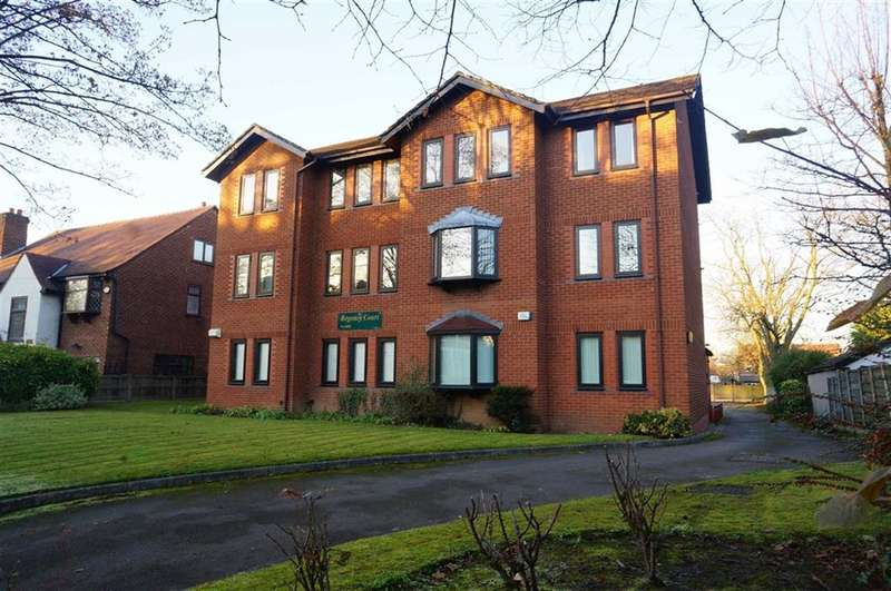 1 Bedroom Property for sale in Regency Court, Chorlton, Manchester, M21