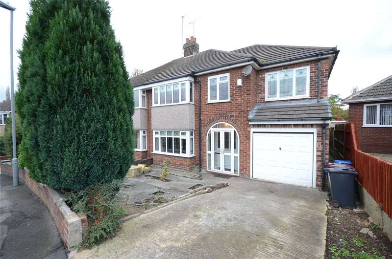 4 Bedrooms Semi Detached House for sale in Buttermere Road, Childwall, Liverpool, L16