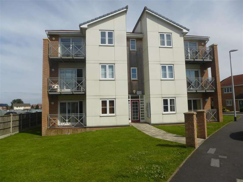 1 Bedroom Flat for rent in Kingham Close, WIRRAL, CH46