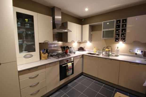 2 Bedrooms Flat for sale in The Old Coffee Mills, Market Harborough, Leicestershire, LE16 8BL