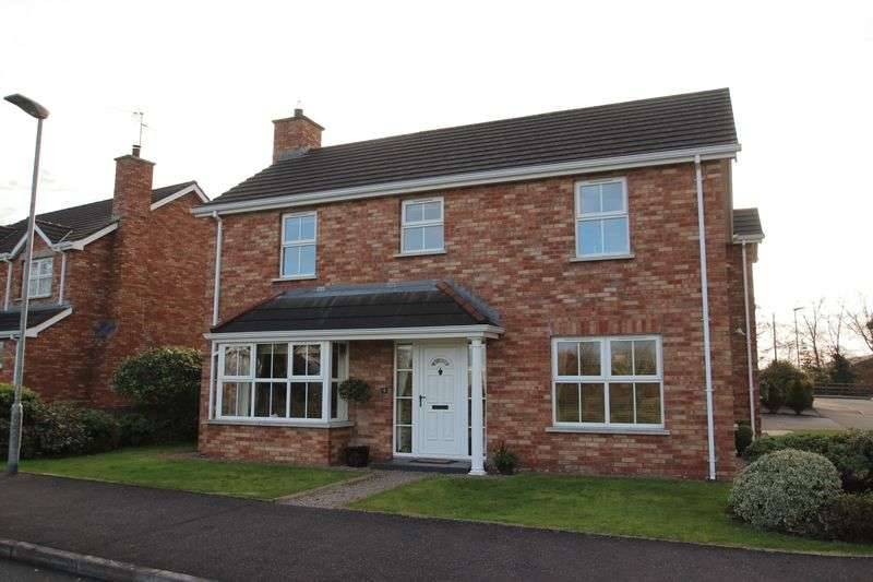 5 Bedrooms Detached House for sale in Bocombra Manor, Portadown