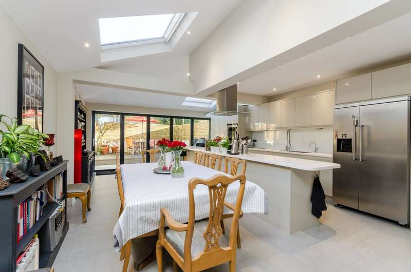 6 Bedrooms House for sale in Chesilton Road, Parsons Green, SW6