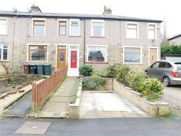 3 Bedrooms Terraced House for sale in Carrbbottom Avenue, Bradford