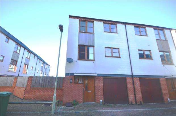 3 Bedrooms Terraced House for sale in Watertower Way, Basingstoke, Hampshire