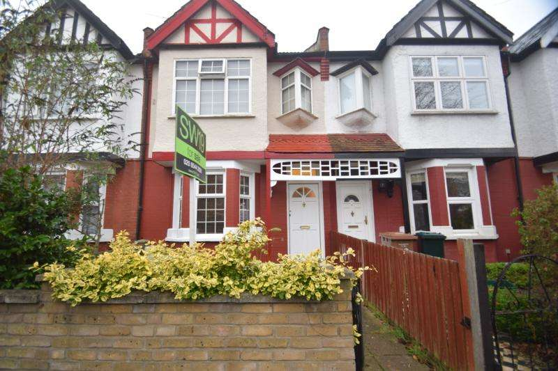3 Bedrooms House for sale in Marlborough Road, London, SW19