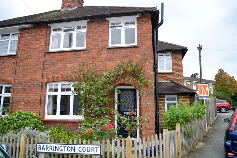 3 Bedrooms Semi Detached House for sale in Barrington Court, Dorking