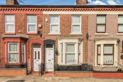 3 Bedrooms Terraced House for sale in Cedar Grove, Toxteth, Liverpool, Merseyside, L8