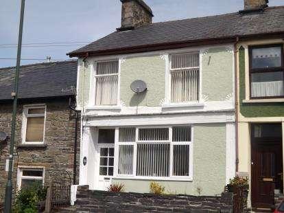 4 Bedrooms Terraced House for sale in Pen Y Bryn, Ffestiniog, Blaenau Ffestiniog, Gwynedd, LL41