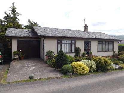 3 Bedrooms Bungalow for sale in Ynys, Talsarnau, Gwynedd, LL47