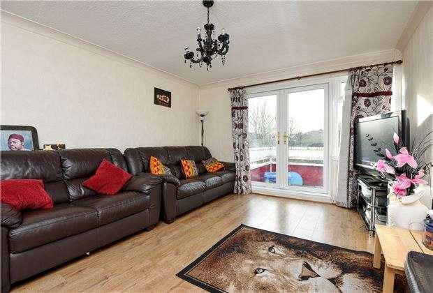 4 Bedrooms Town House for sale in Belgrave Walk, Mitcham, Surrey, CR4