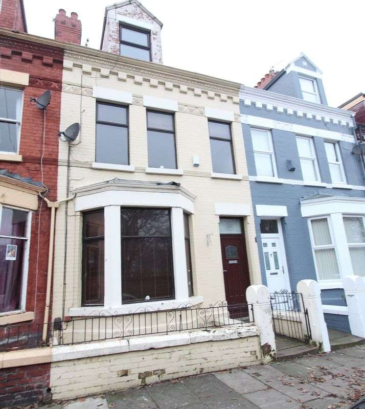 5 Bedrooms Terraced House for sale in Worcester Road, Bootle