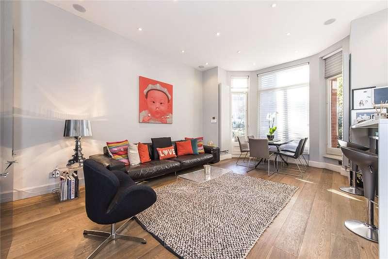 3 Bedrooms Flat for sale in Sloane Gardens, London, SW1W