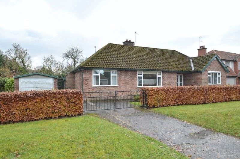 3 Bedrooms Detached Bungalow for sale in The Avenue, Malton