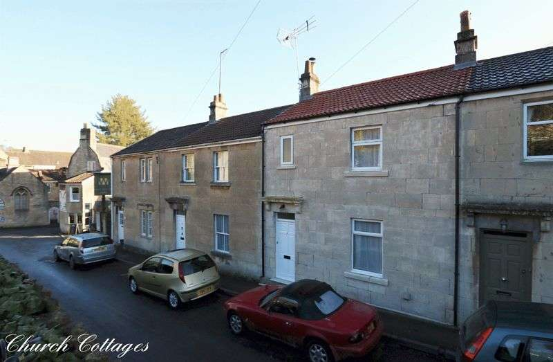 2 Bedrooms Terraced House for sale in Church Lane, Monkton Combe, Bath