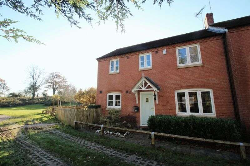 3 Bedrooms Semi Detached House for sale in Mill Court, Alvechurch