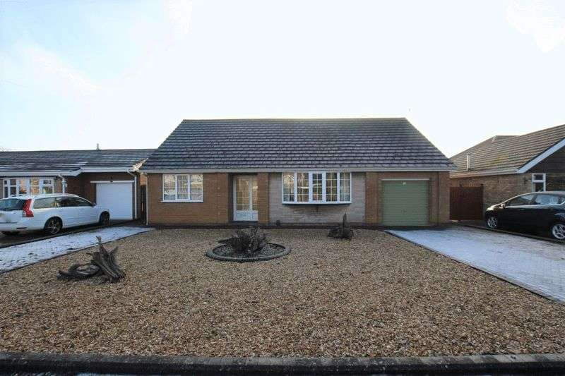 2 Bedrooms Detached Bungalow for sale in MORTON CLOSE, IMMINGHAM