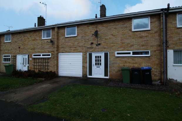 2 Bedrooms Terraced House for sale in Washington Crescent, Newton Aycliffe, Durham, DL5 4BE