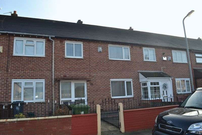 3 Bedrooms Terraced House for sale in Columban Close, Netherton, Bootle