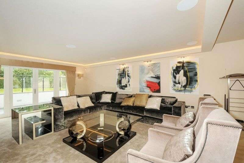6 Bedrooms Detached House for sale in St. Ronans Close, Barnet