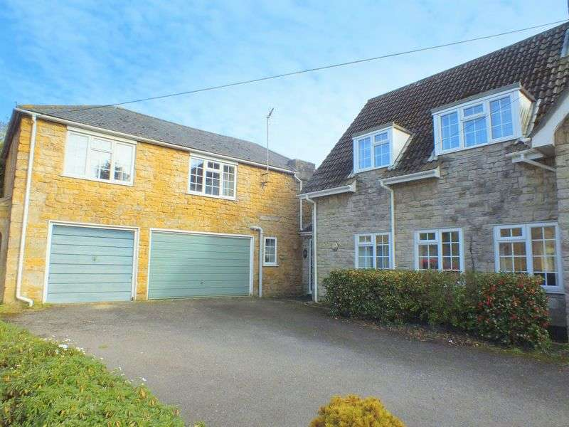 4 Bedrooms Semi Detached House for sale in Chideock, Bridport