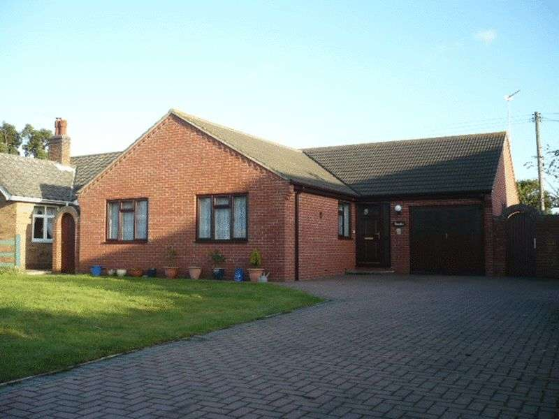 3 Bedrooms Detached Bungalow for sale in Corton