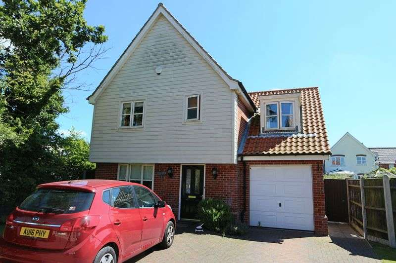 4 Bedrooms House for sale in Chadwick Gardens, Lowestoft