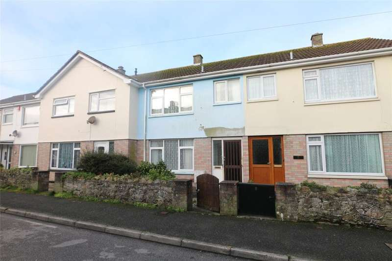 2 Bedrooms Terraced House for sale in Redbrooke Terrace, Camborne, Cornwall