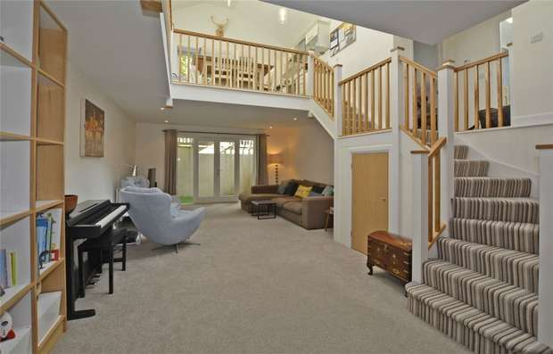 3 Bedrooms Detached House for sale in 4c Mill Lane, Beckington