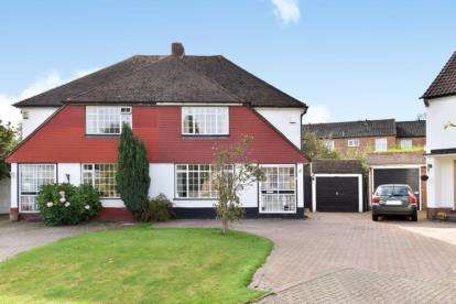 3 Bedrooms Semi Detached House for sale in Lapworth Close, Orpington