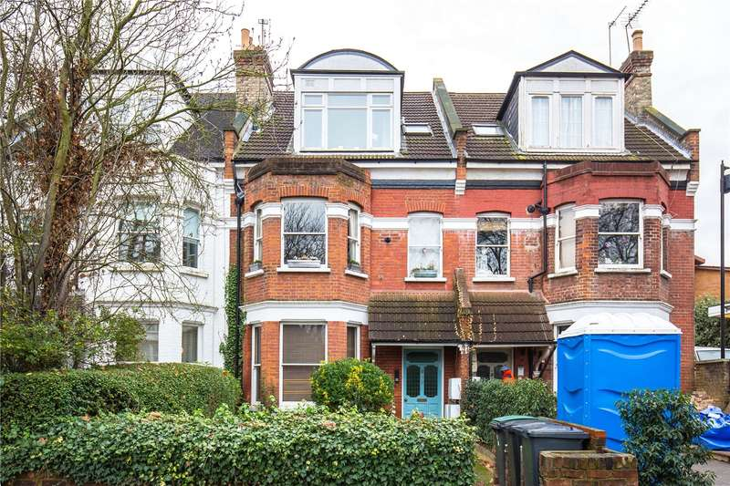 2 Bedrooms Apartment Flat for sale in Priory Road, Crouch End, London, N8