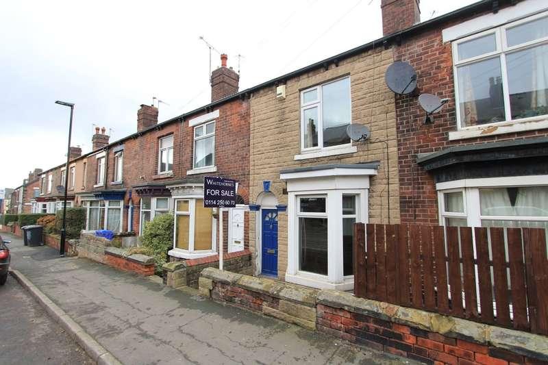 3 Bedrooms Terraced House for sale in Norton Lees Road, Meersbrook Park