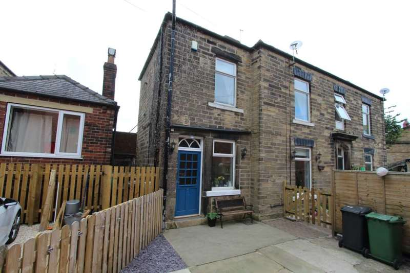 2 Bedrooms Semi Detached House for sale in Nelson Street, Birstall